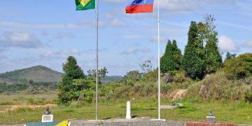 Fronteira Brasil com a Venezuela