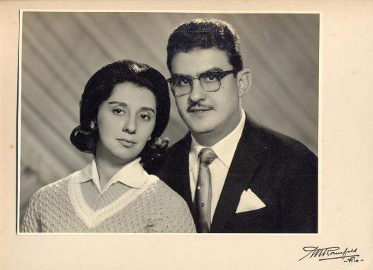 Meu pai e min ha mãe