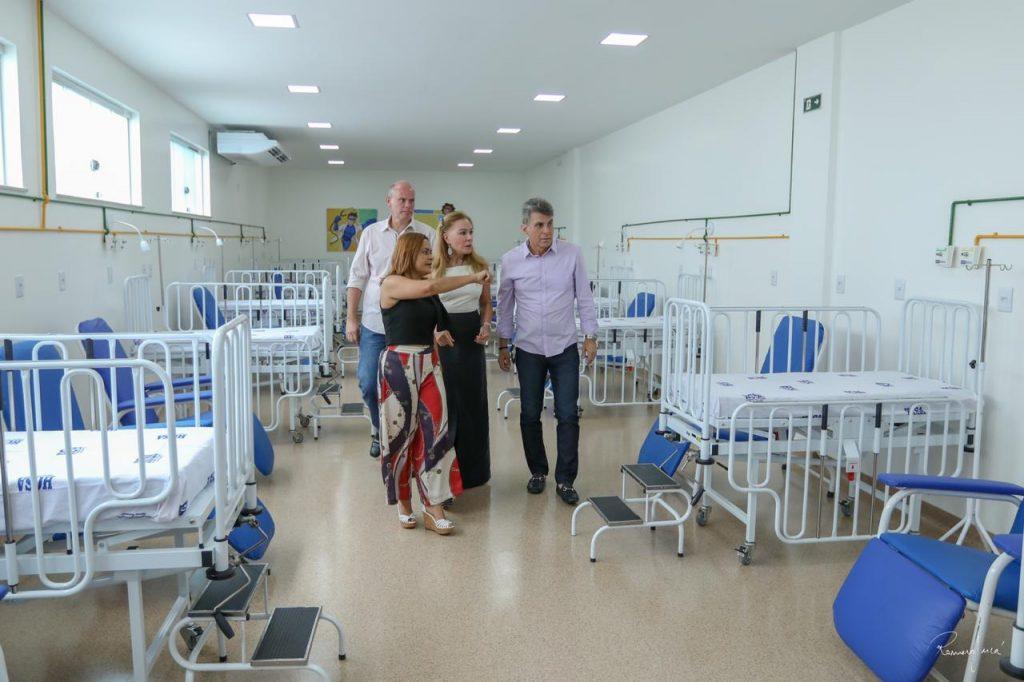 Hospital da Criança segue sendo ampliado