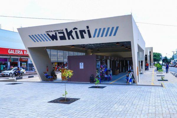 Centro Comercial em Roraima