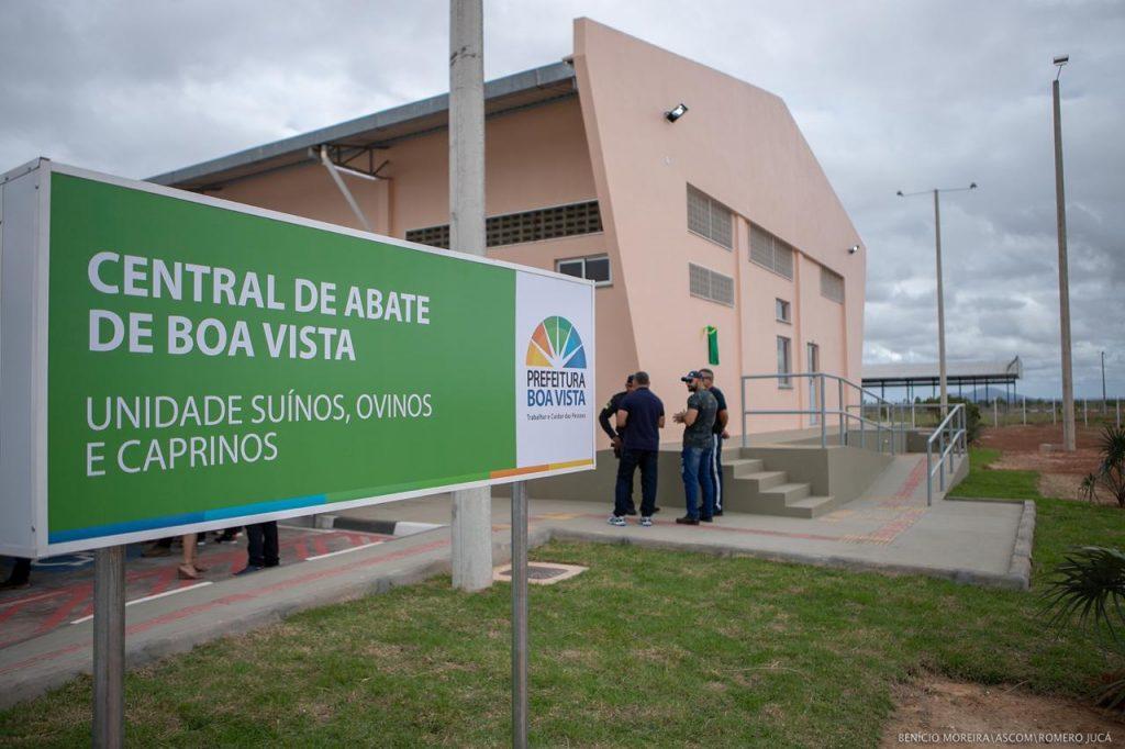 Ceasa e Abatedouro Boa Vista