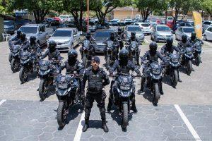 Guarda Municipal Boa Vista Motos BMW