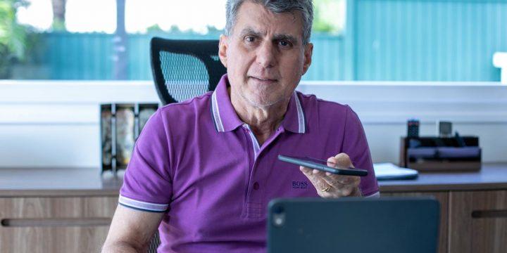 Jucá pede que UTIs do HGR sejam reativadas para abertura do comércio