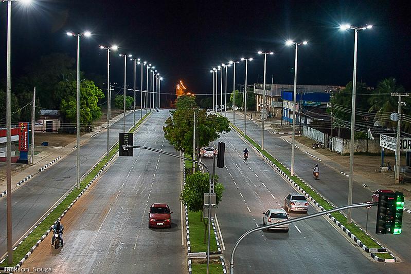 Iluminação em LED em Boa Vista