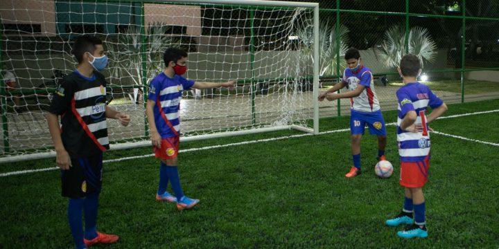 Futebol Society Romero Jucá