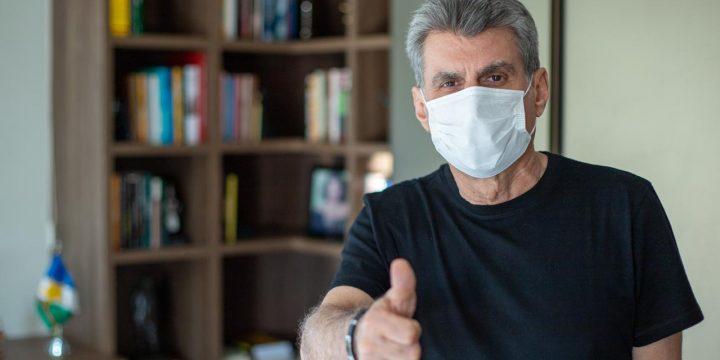 Covid Jucá alerta para a prevenção