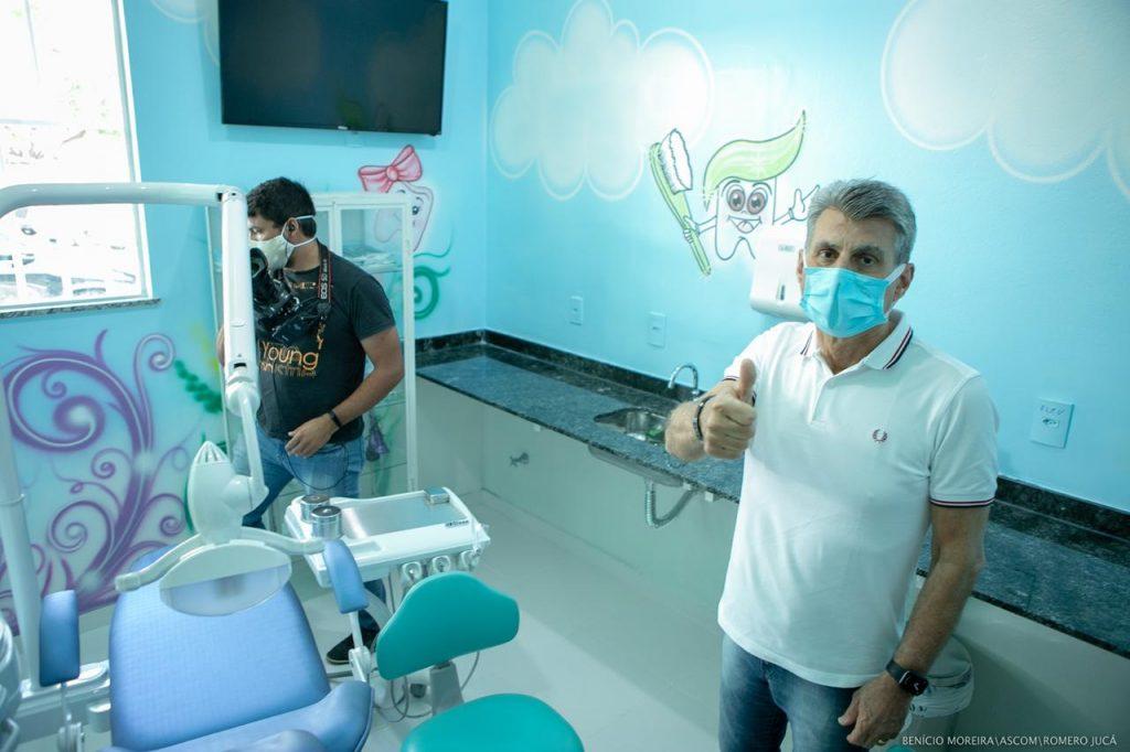 Dentista Criança Jucá Boa Vista
