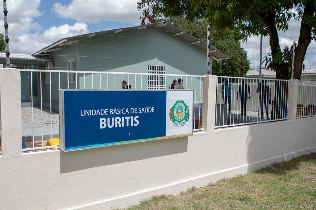 UBS Buritis Nova Jucá Boa Vista