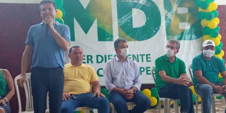 MDB define candidatos em Rorainópolis
