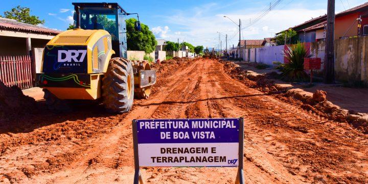 Jucá garante infraestrutura no Cidade Universitária