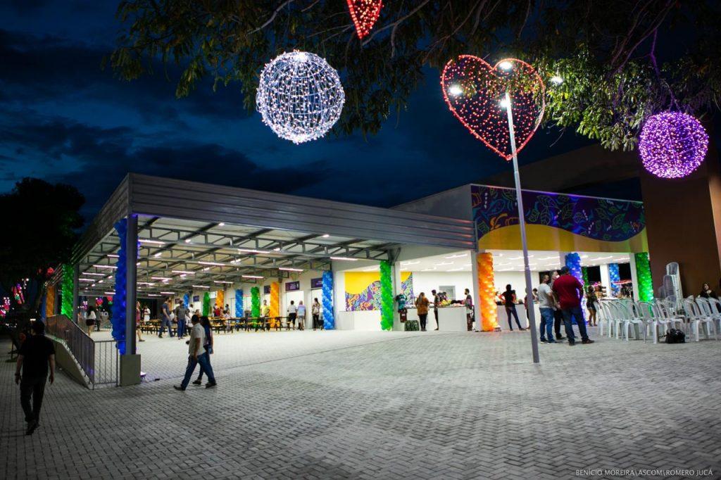 Praça das Artes em Boa Vista