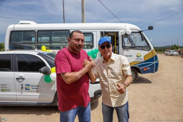 Iracema tem novas obras e mais empregos com apoio de Jucá