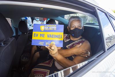 Vacina Boa Vista 70 covid
