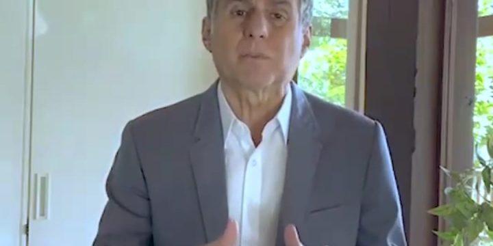 Romero Jucá, em vídeo, cobra enquadramento federal