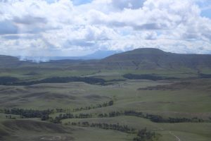 Imagem de serras em Uiramutã