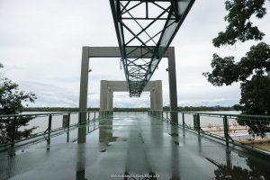 Imagem da Orla de Caracaraí. Caracaraí e Jucá é mais turismo