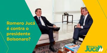 Arte Bolsonaro e Jucá
