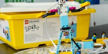 Imagem de robô usado na robótica em Boa Vista