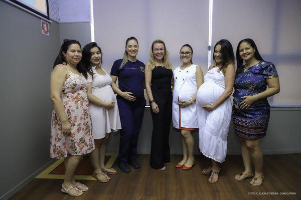 Teresa Surita na aprovação da Licença Maternidade