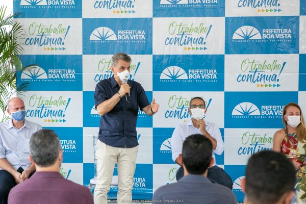 Jucá fala dos investimentos na saúde municipal
