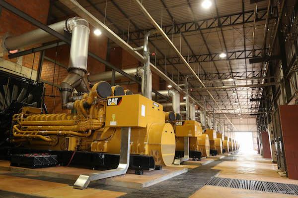 Termeléricas geram a energia de Roraima