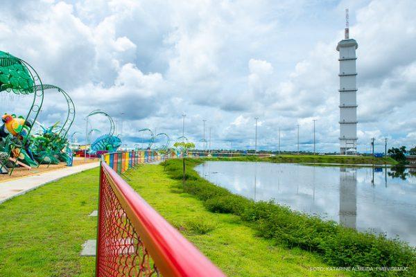 O Parque do Rio Branco, que encanta não só pela beleza e funcionalidade, mas pela transformação que gerou na cidade