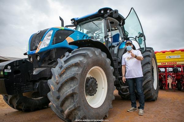 Agricultura em Boa Vista