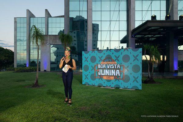 Boa Vista Junina online