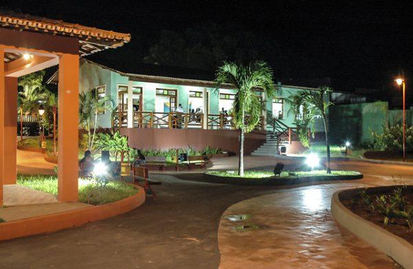 Centro Multicultura na Orla Taumanan
