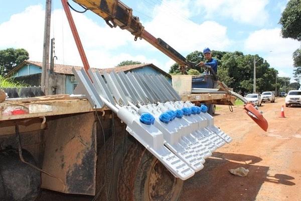 Romero Jucá garante lâmpadas de LED para o município de Alto Alegre