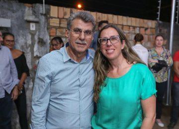Luciana Surita é filha de Romero Jucá