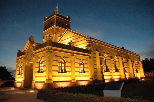 Luzes da Igreja Matriz