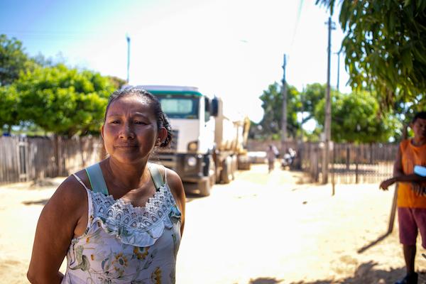 Asfalto no São Bento melhora a vida dos moradores de Boa Vista