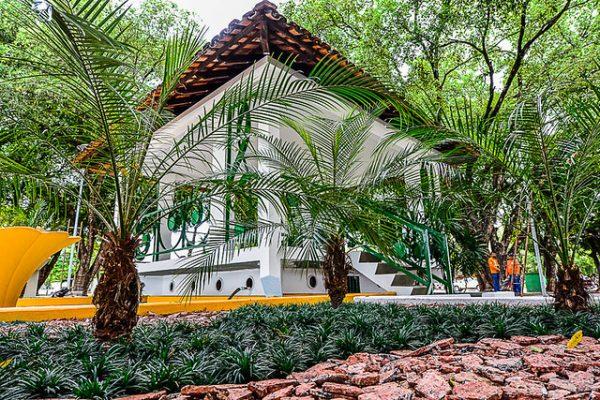 Praça do Coreto faz parte da cultura de Boa Vista
