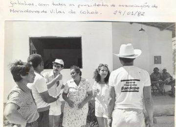 Romero Jucá visita seu professor José Jorge
