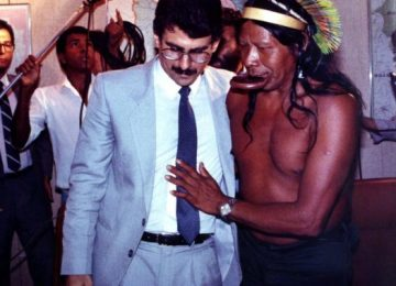 Romero Jucá foi presidente da Funai