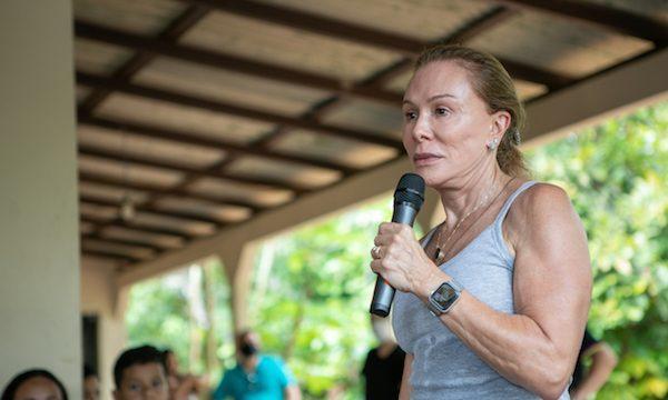 Teresa Surita em reunião diz que Roraima perdeu o melhor senador