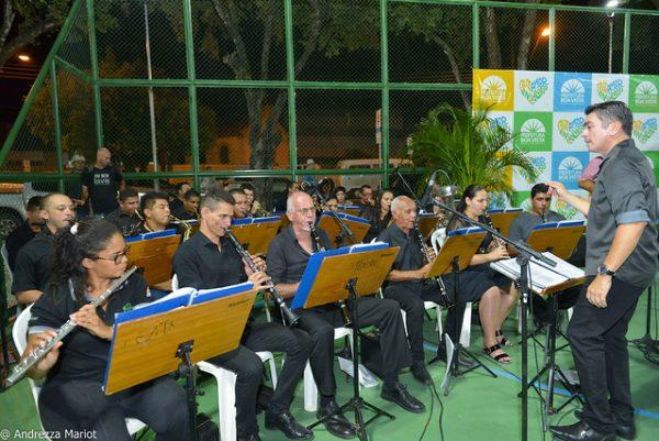 Música na Praça Capitão Clóvis